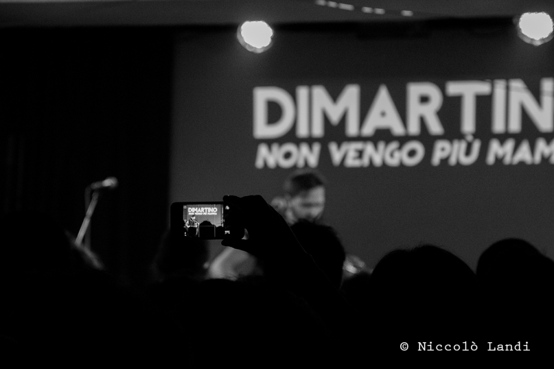 Dimartino @ Tender Club, 30 novembre 2013