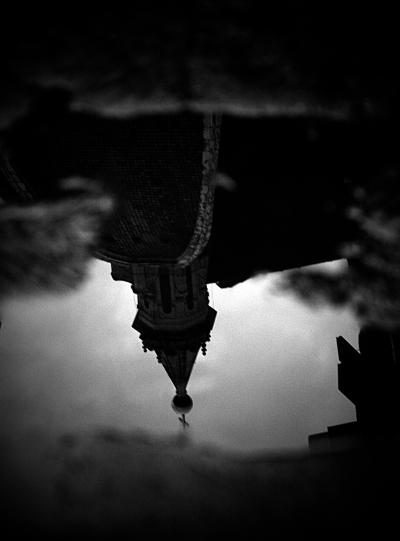 riflessi, Firenze, marzo 2012