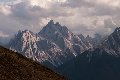 la montagna incantata, Südtirol, estate 2012