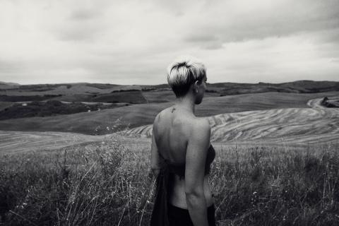 Co, Volterra, estate 2014