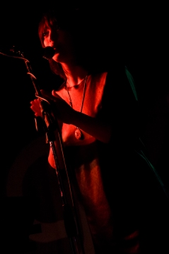 Ofelia Dorme @ Glue Alternative Concept Space, Firenze, 7 marzo 2015