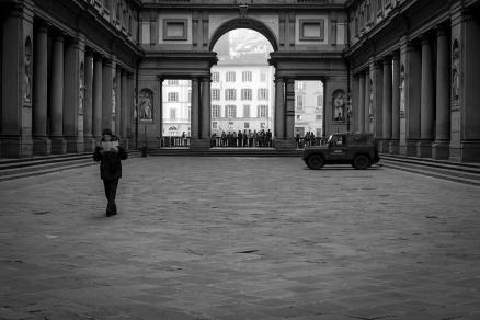 Firenze addormentata, dicembre 2015