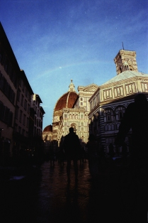 Firenze, primavera 2017